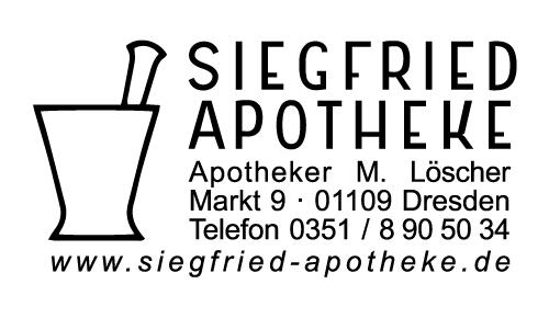 Logo der Siegfried-Apotheke