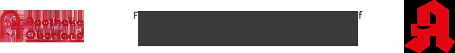 Logo der Apotheke Oberland