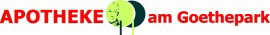 Logo der Apotheke am Goethepark