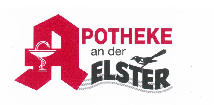 Logo der Apotheke an der Elster