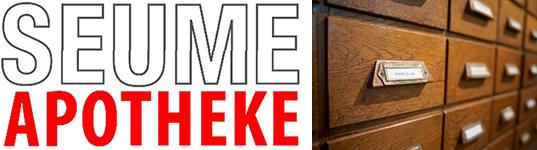 Logo der Seume-Apotheke