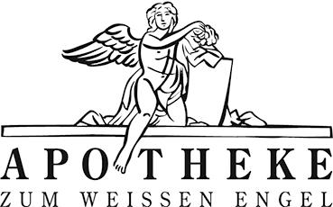 Logo der Apotheke zum weissen Engel