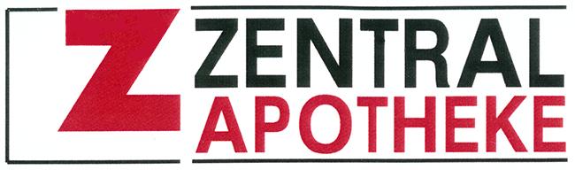 Logo der Zentral-Apotheke Halle