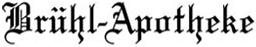 Logo der Brühl-Apotheke