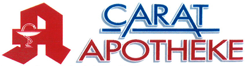 Logo der Carat-Apotheke