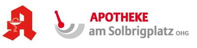 Logo der Apotheke am Solbrigplatz OHG