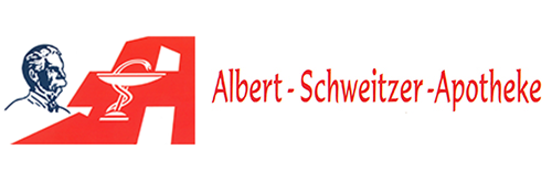Logo der Albert-Schweitzer-Apotheke