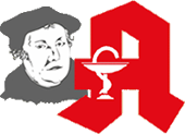 Logo der Luther-Apotheke