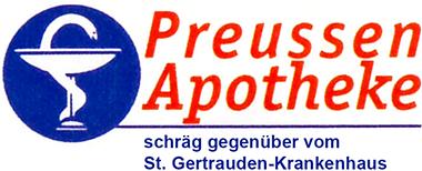 Logo der Preussen-Apotheke