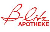Logo der Blitz-Apotheke