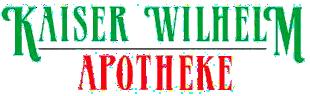 Logo der Kaiser-Wilhelm-Apotheke