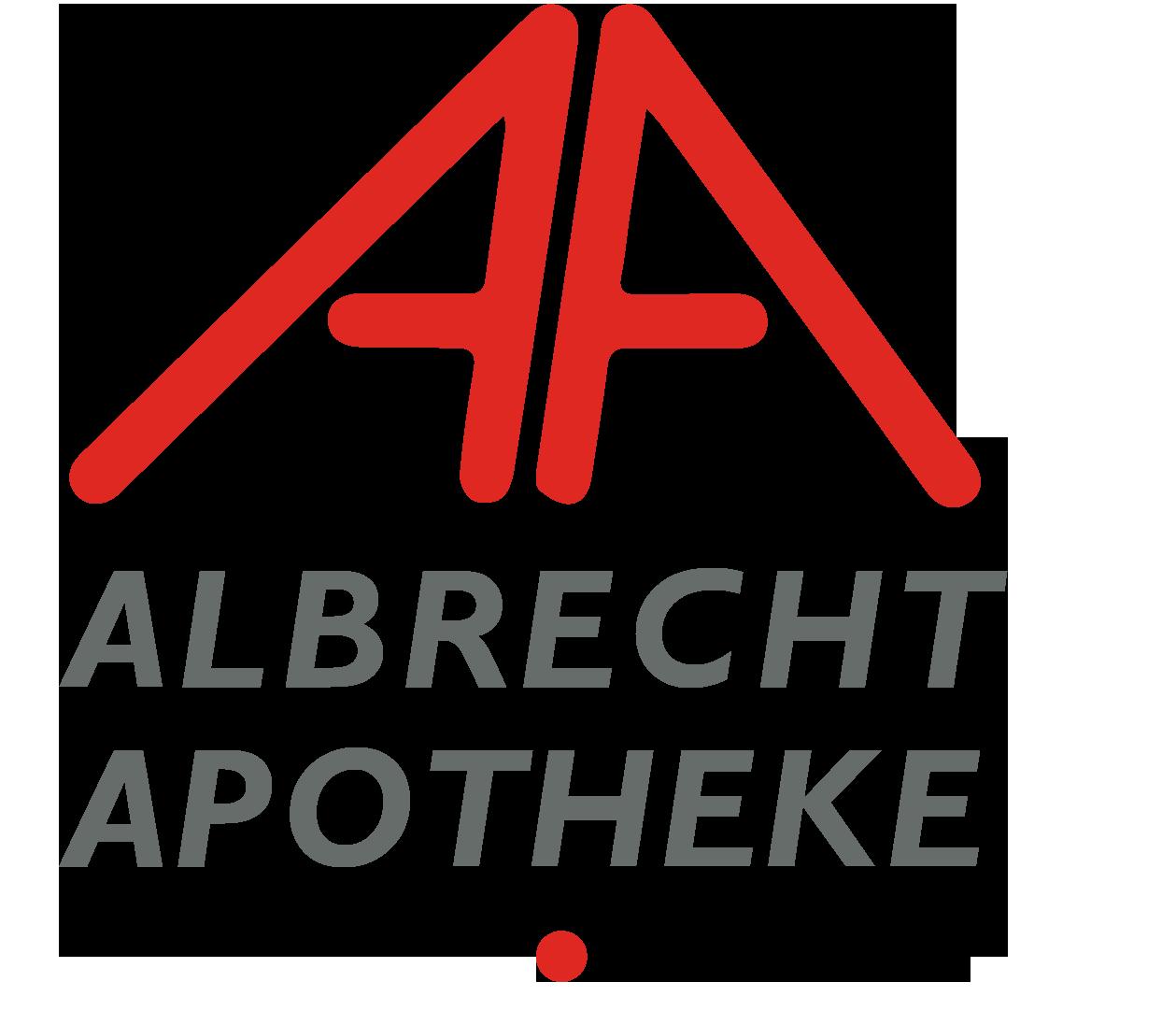 Logo der Albrecht-Apotheke