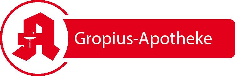Logo der Gropius-Apotheke