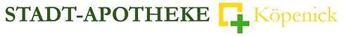 Logo der Stadt-Apotheke Köpenick