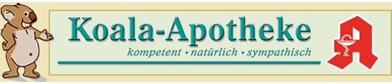 Logo der Koala-Apotheke