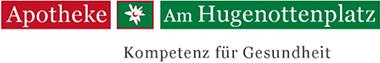 Logo der Apotheke am Hugenottenplatz
