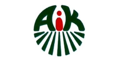 Logo der Apotheke im Kaufzentrum