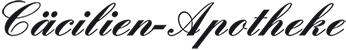 Logo der Cäcilien-Apotheke am Amtsgerichtsplatz