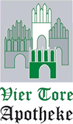 Logo der Vier-Tore-Apotheke