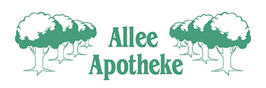 Logo der Allee-Apotheke