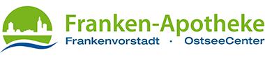 Logo der Franken-Apotheke OstseeCenter