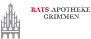 Logo der Rats-Apotheke Grimmen