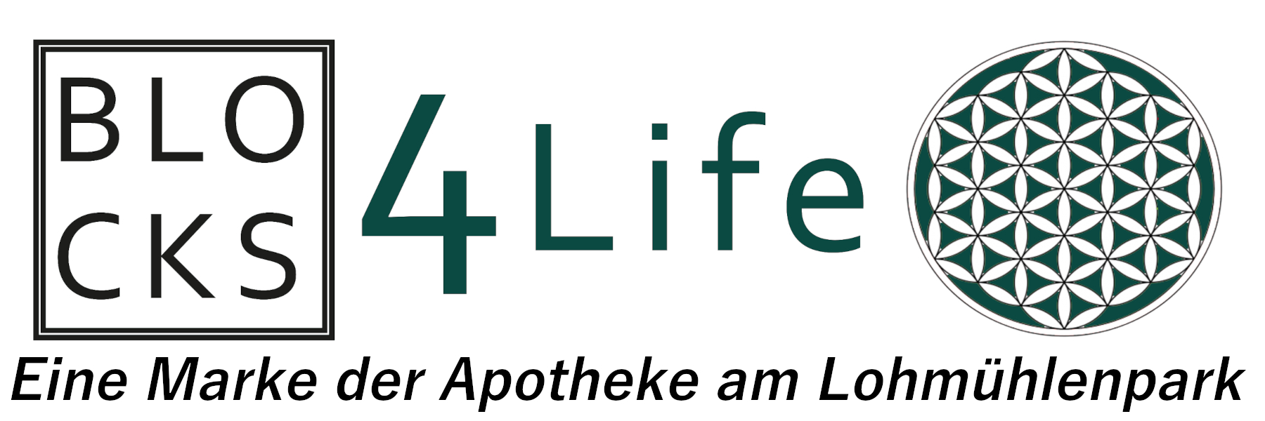 Logo der Apotheke am Lohmühlenpark
