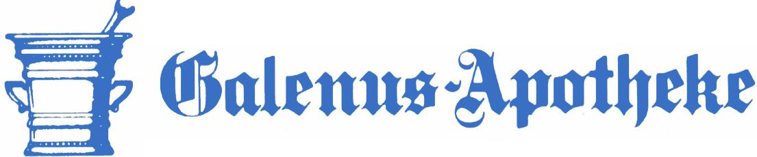 Logo der Galenus-Apotheke