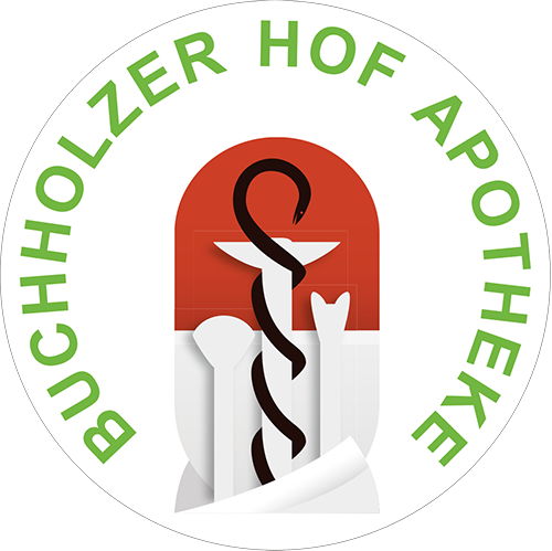 Logo der Apotheke im City-Center