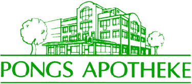 Logo der Pongs Apotheke
