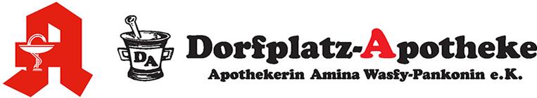 Logo der Dorfplatz-Apotheke Hamburg-Bramfeld
