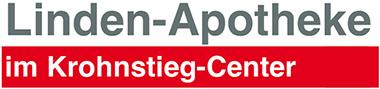 Logo der Linden-Apotheke im Krohnstieg-Center