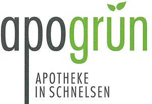 Logo der Apogrün Apotheke Schnelsen