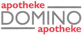 Logo der Domino-Apotheke