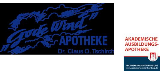 Logo der Gode Wind Apotheke