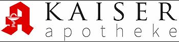Logo der Kaiser-Apotheke