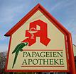 Logo der Papageien-Apotheke