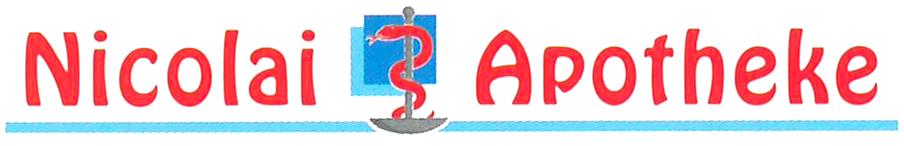 Logo der Nicolai-Apotheke