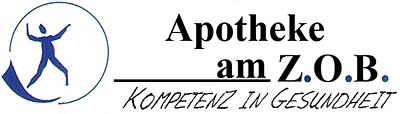 Logo der Apotheke am Z.O.B.