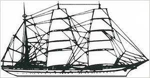 Logo der Gorch-Fock-Apotheke