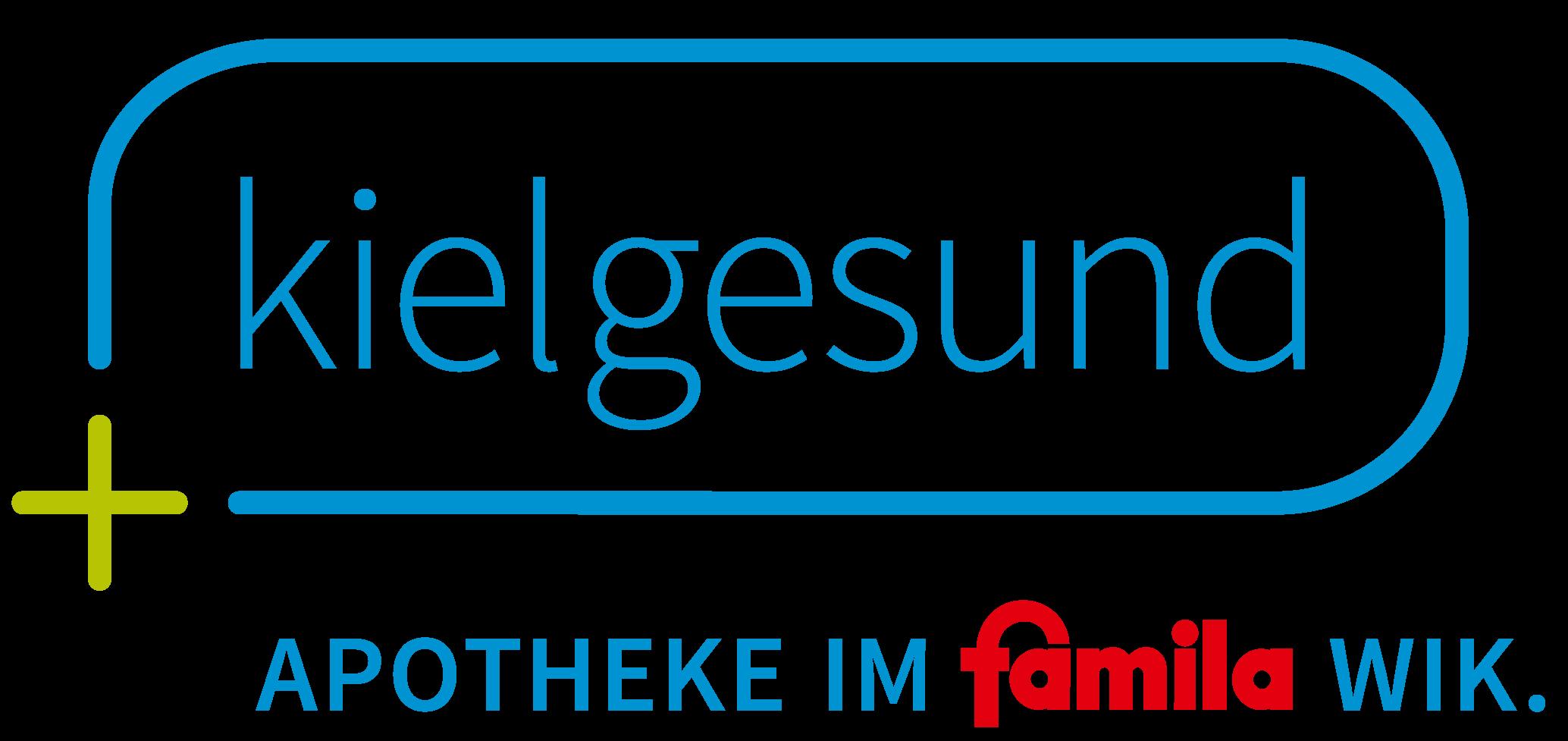 Logo kielgesund Apotheke in der Wik