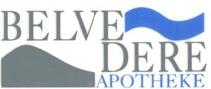 Logo der Belvedere Apotheke
