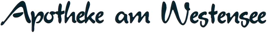 Logo der Apotheke am Westensee