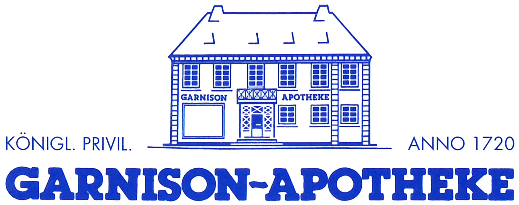 Logo der Garnison-Apotheke