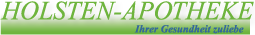 Logo Holsten-Apotheke