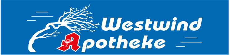 Logo der Westwind-Apotheke