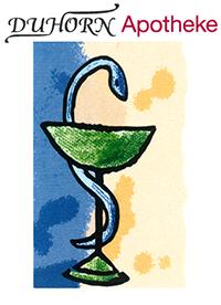 Logo der Duhorn Apotheke Wacken