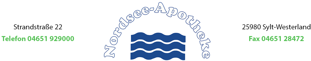Logo der Nordsee-Apotheke