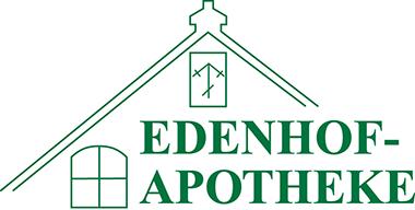 Logo der Edenhof-Apotheke