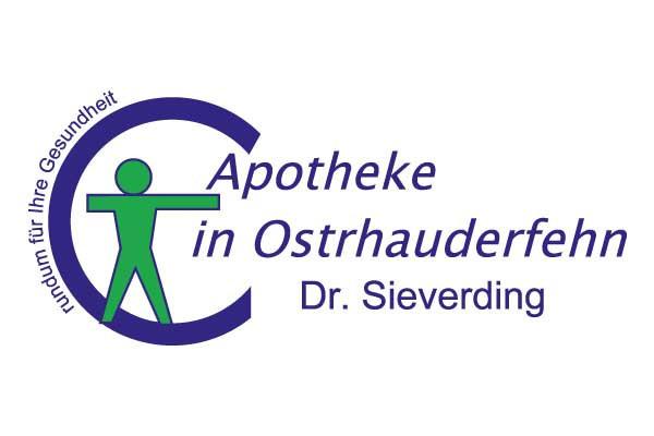 Logo der Apotheke in Ostrhauderfehn